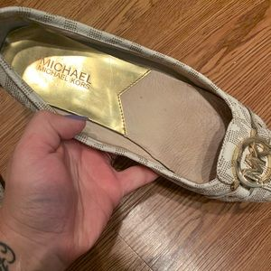 Michael Kors Shoes - MK loafers